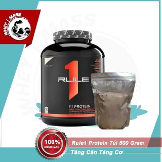 Gói Dùng Thử Sữa Tăng Cơ Rule1 Protein 500gram thumbnail