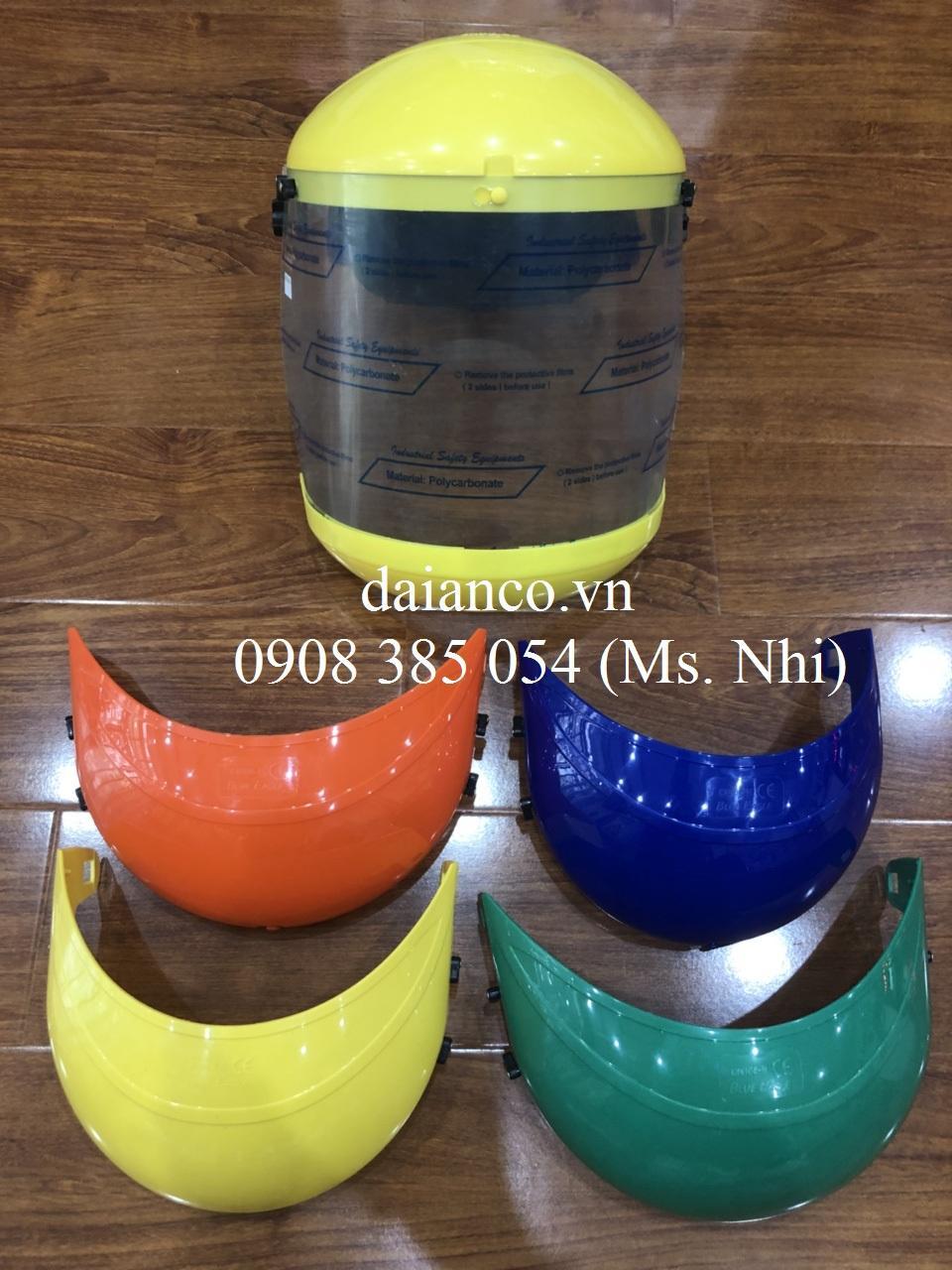 [HCM]Bộ sản phẩm mặt nạ mài cắt Blue Eagle Đài Loan B1+FC83+C3YE - Hình thật- Hàng có sẵn