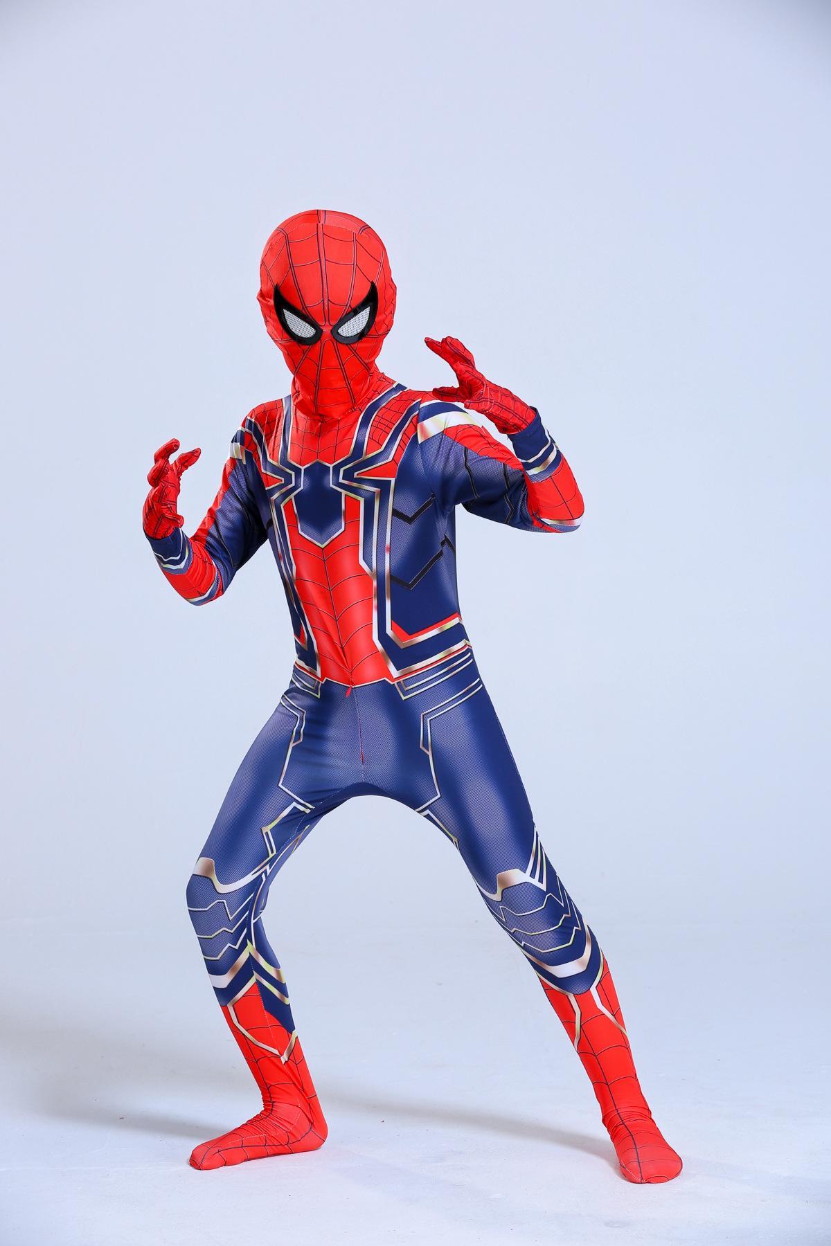 Set Bộ Quần Áo Người Nhện Spider Man Siêu cấp cho Bé Trai Nhật Bản