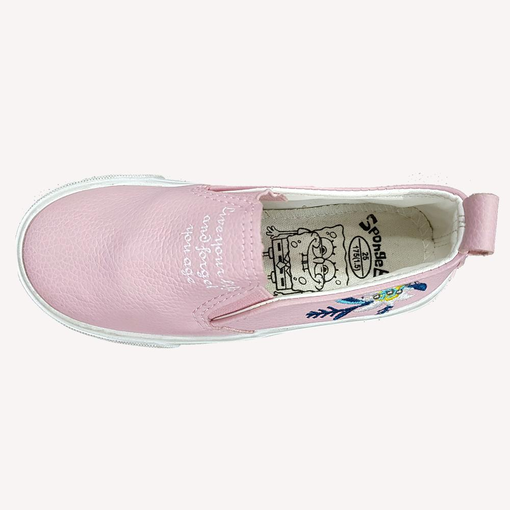 Giá bán Tài trợ - Giày lười bé gái - 12-35kg - Hàng Quảng Châu cao cấp
