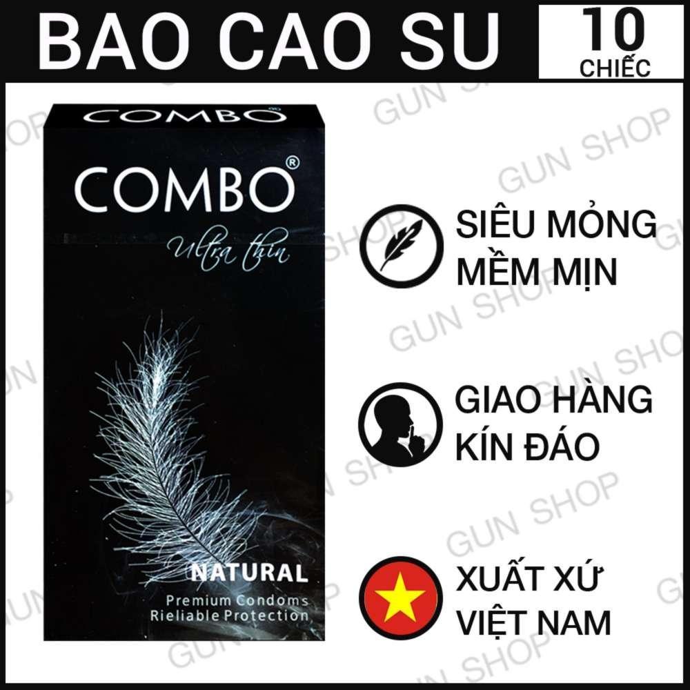 Bao Cao Su INNOVA Kéo dài thời gian quan hệ gân gai  (Malaysia) Đen (Hộp 12 chiếc)  -  Gunshop
