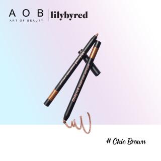 Bút kẻ mắt dạng gel Lilybyred STARRY EYES am9 to pm9 GEL EYELINER (0.5g) thumbnail