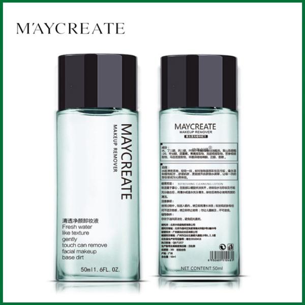 Nước tẩy trang 💖FREESHIP💖 Nước tẩy trang Maycreate Makeup Remover 50ml