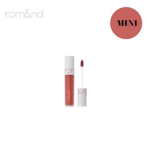 (QUÀ TẶNG SON MINI) [New mini] Son Mini Kem Lì Romand Zero Velvet Tint 2g thumbnail