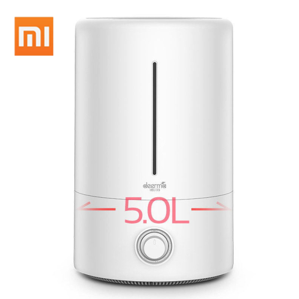 【100% Original】 Xiaomi Ecological chain brand Deerma  5L Air Humidifier  35db quiet Air Purifying for Air-conditioned rooms Office household
