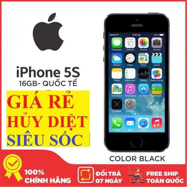 [SIÊU SALE SỐC] Iphone5 S 16G bản Quốc Tế - Full TIKTOK ZALO FB YOUTUBE
