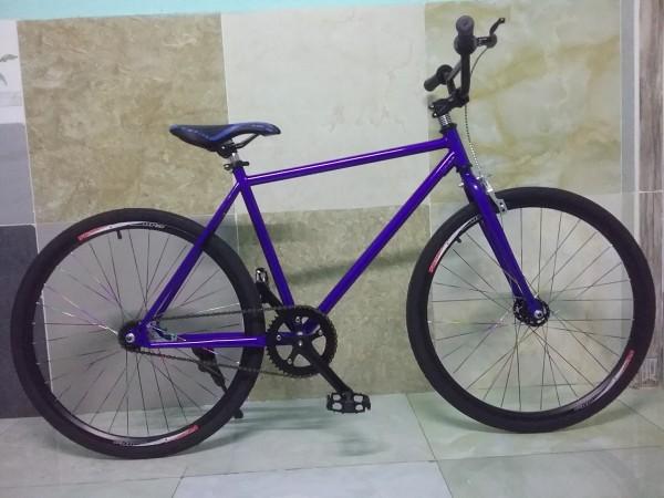 Phân phối Xe đạp Fixed Trick NEW 100%