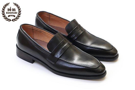 (Hàng cao cấp)Giày Lười Loafers chất da xịn