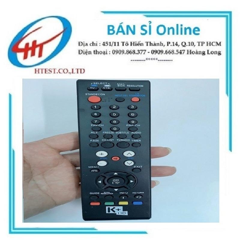 10 ĐIỂU KHIỂN ĐẦU THU K+ HD SAMSUNG chính hãng