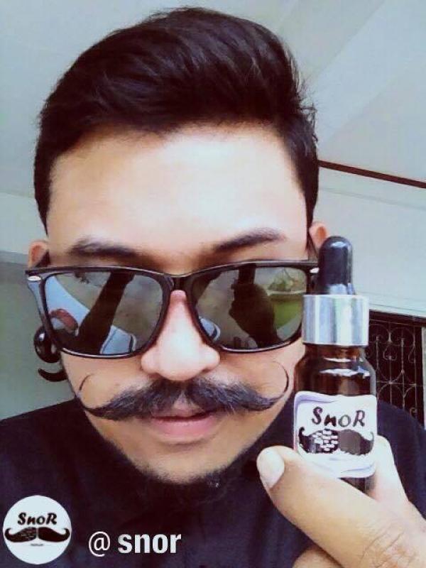 ThuỐc kích thích mọc lông mày, râu, tóc thailand SNOR