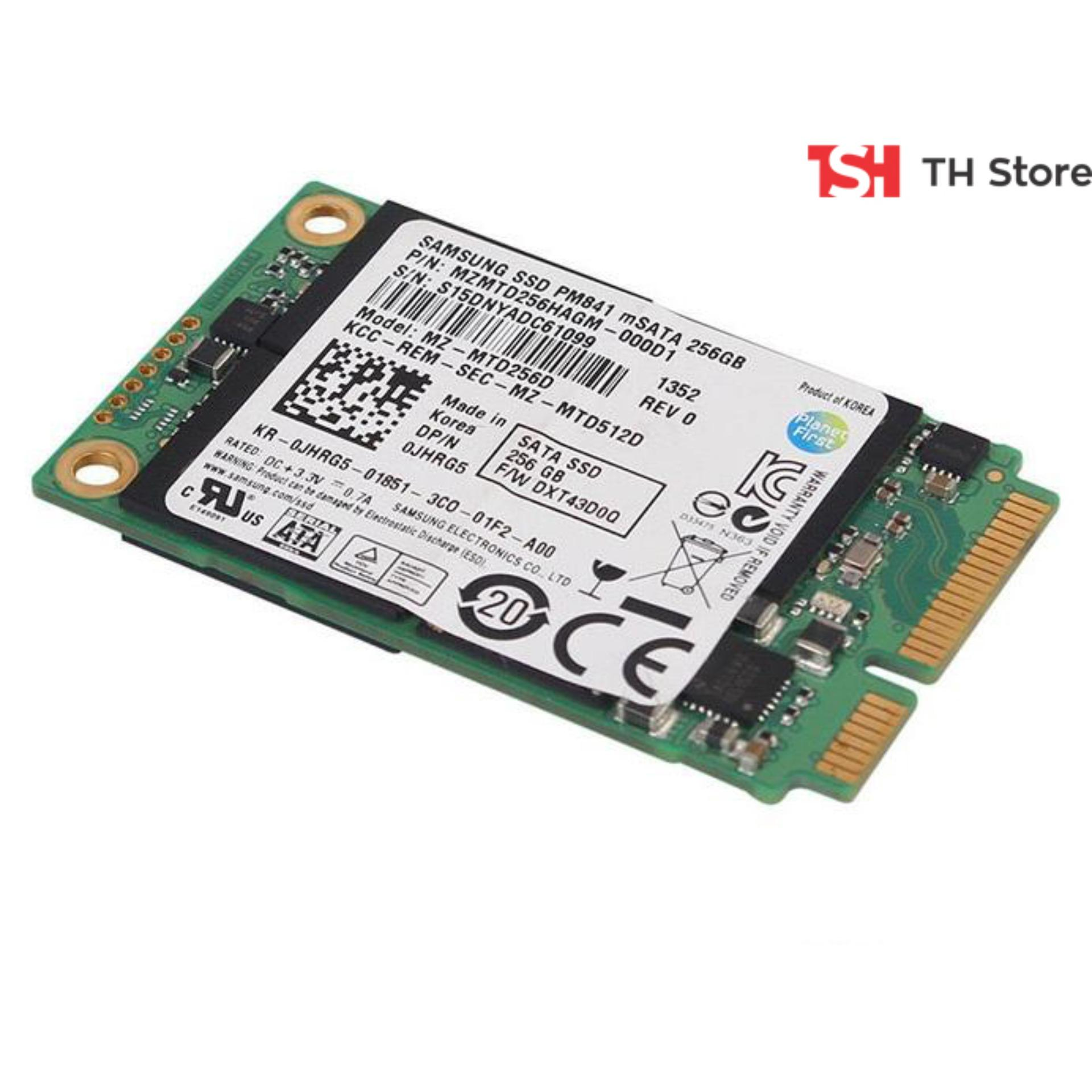 Ổ cứng SSD samsung PM871 256GB mSATA (2nd USA NO BOX )
