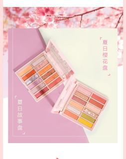 Phấn mắt Tutu Sakura Flowerseyes tông hoa anh đào cực đẹp thumbnail