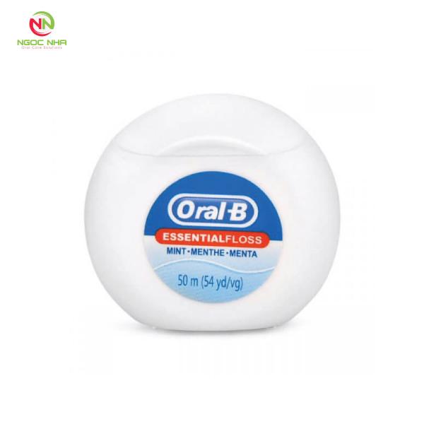 Chỉ nha khoa hàng chính hãng Oral - B 50m giá rẻ