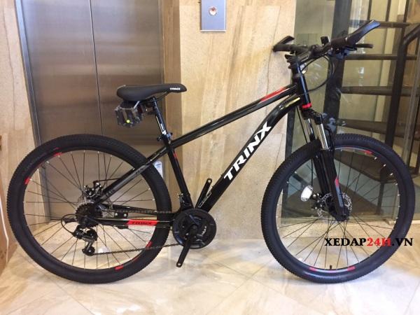 Phân phối xe đạp thể thao TRINX TX16 27.5 2021 khung nhôm 21 tốc độ bánh 27.5 inch