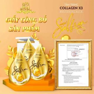 Tắm trắng collagen x3 thumbnail