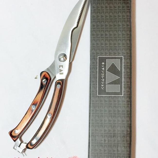 Kéo cắt gà KAI hàng cao cấp nhật bản