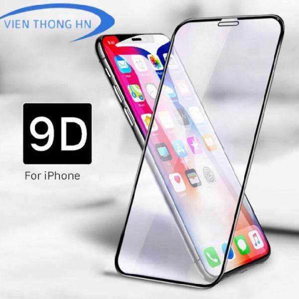 Giá [MUA 5 TẶNG 1] Kính cường lực 9D full màn hình iphone 6,6s,7,8,x,xs max,6p,6sp,7p,8p,x,xs max,xs 11/11pro/11pro max
