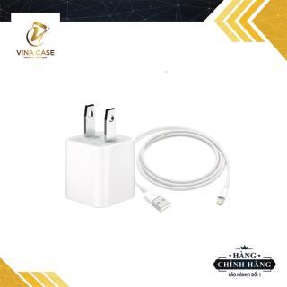 [HCM]Bộ sạc cho Iphone 5 6 7 8 X 5V-1A - Chuẩn dòng điện cho iphone thumbnail