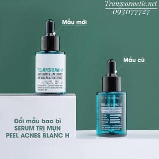 Serum Tri Mụn Và Mặt Nạ Detox BlanC thumbnail