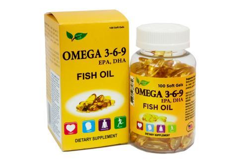 Omega 369 sản phẩm nhập mỹ
