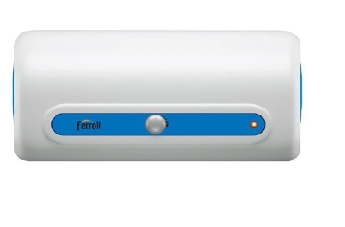 Bình nóng lạnh gián tiếp Ferroli QQ AE- 30 lít, chống bám cặn ( trắng xanh)