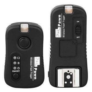 [HCM]Thiết bị điều khiển đèn flash Pixel Pawn TF 362 for Nikon thumbnail