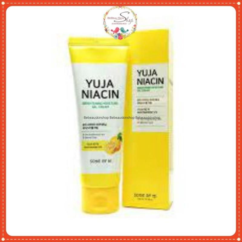 Gel Dưỡng Cấp Nước Trắng Sáng Da Some By Mi Yuja Niacin 100ml Bebeau Skin Shop