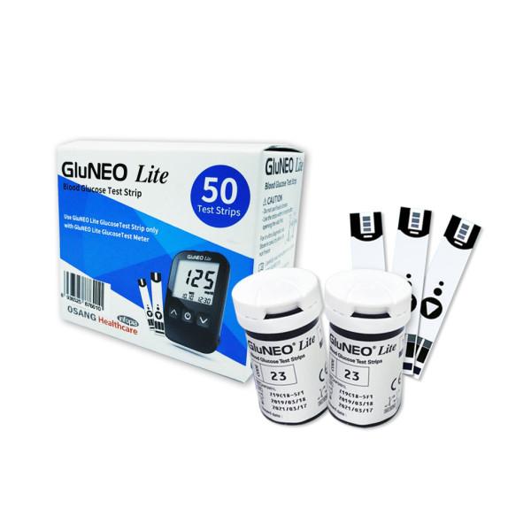 Nơi bán Hộp 25 Que thử đường huyết GluNEO Lite