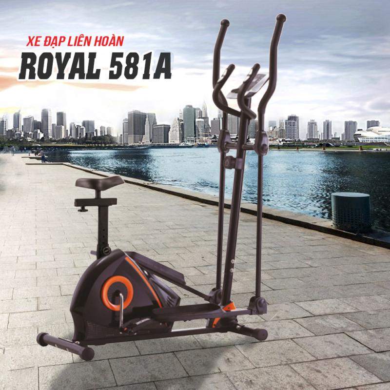 Xe Đạp Tập Royal- 581A
