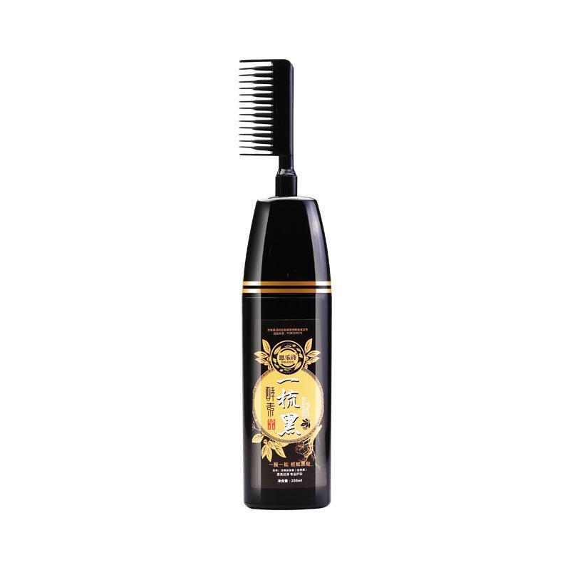 Lượt nhuộm tóc đen 200ml thao tác nhanh, dễ sử dụng giá rẻ