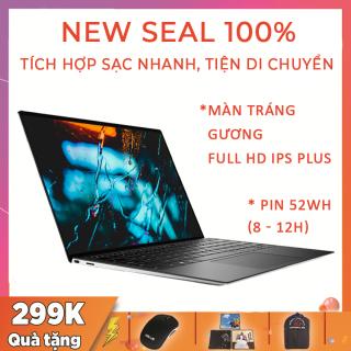 (NEW 100% FULLBOX) Dell XPS 9300 Viền Siêu Mỏng 4 Hướng, Hỗ Trợ Sạc Nhanh, i5-1035G1, RAM 8G, SSD Nvme 256G, VGA Intel UHD G1, Màn 13.4 Full HD Plus, IPS, 100% sRGB thumbnail