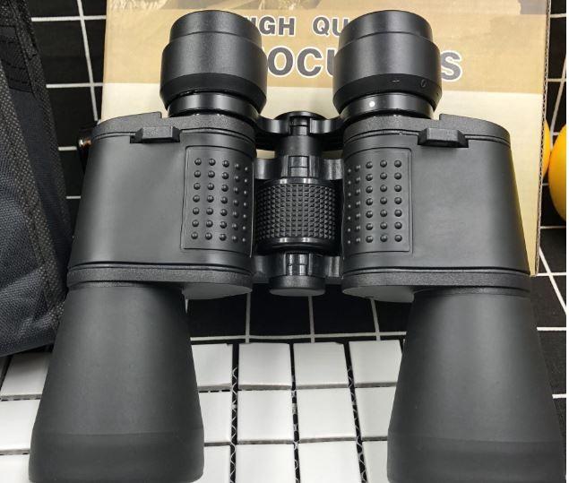 Ống nhòm quân sự, Ống nhòm xa du lịch 2 mắt BINOCULARS 20x50  ( Panda 2 mắt) Có Khả Năng Điều Chỉnh Lấy Nét Ở Trung Tâm Trên Cả 2 Mắt. Bảo Hành 1 Đổi 1