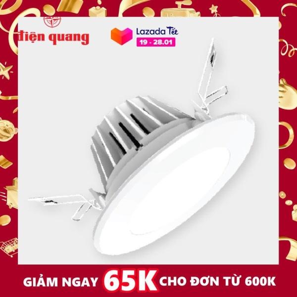 Bảng giá Bộ đèn LED Downlight Điện Quang ĐQ LRD04 05 90 (5W, 3,5inch)