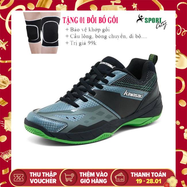 Giày cầu lông nam Kawasaki K359-DX cao cấp - sportcity - Giày bóng chuyền - Giày chơi cầu lông giá rẻ