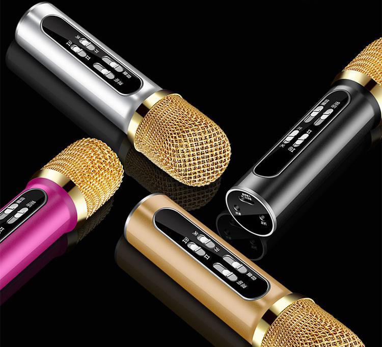 Bộ Mic Livestream , Bộ Livestream Chuyên Nghiệp ,Bộ Micro C11 Live Stream, Hát Karaoke Chuyên Nghiệp Mới, Đầy Đủ Phụ Kiện Tai Nghe, Cáp Sạc, Dây Live, Dây Lấy Nhạc , Tích Hợp Sound Card - Card Âm Thanh , 3in1 Giúp Bạn Hát Hay Như Ca Sỹ