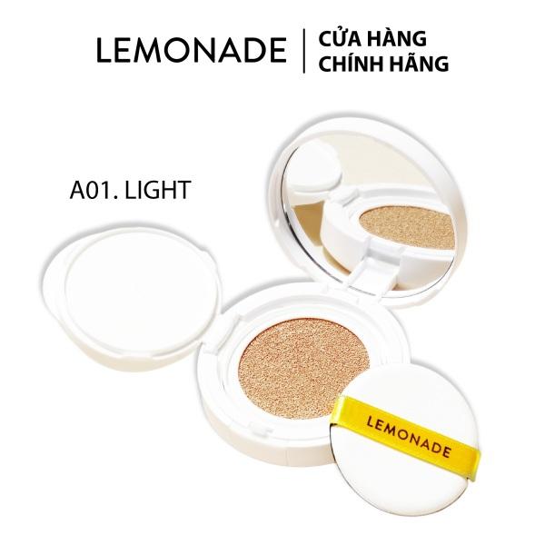 Phấn nước mịn lì dành cho da khô và da thường Lemonade Matte Addict Single Cushion 15g giá rẻ