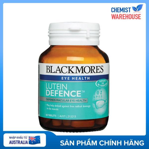 Viên uống Bổ Mắt Cho Người Cận Thị Blackmores Lutein Defence 60v - Chemistware