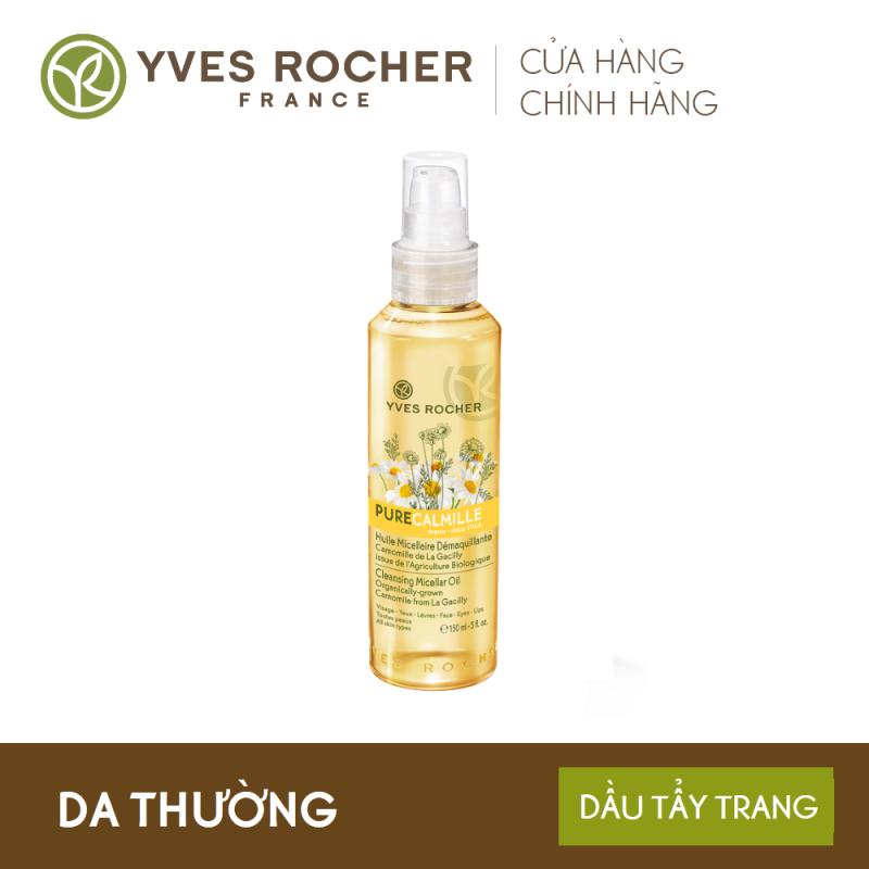 Dầu Tẩy Trang Yves Rocher Micellar Cleansing Oil 150ml