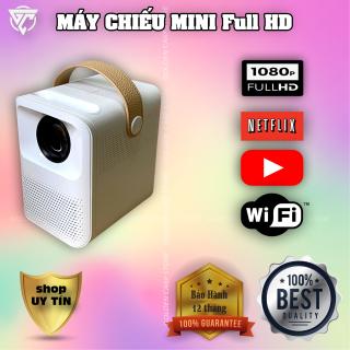 Máy chiếu Mini - FULLHD - 1080 - Bảo Hành 12 Tháng thumbnail