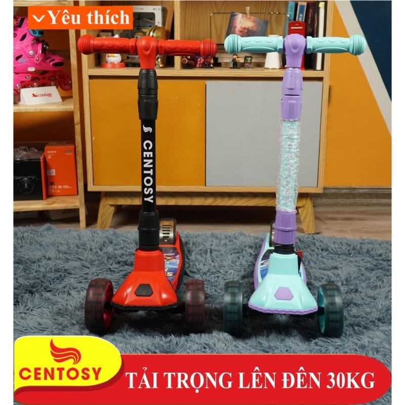 Mua Xe Trượt Scooter Centosy MHBC 0011 - Dành cho bé từ 3 đến 9 tuổi