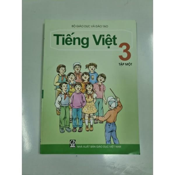 Sách - Tiếng Việt Lớp 3 Tập 1 ( Kèm 1 Cây Bút Chì Đẹp )