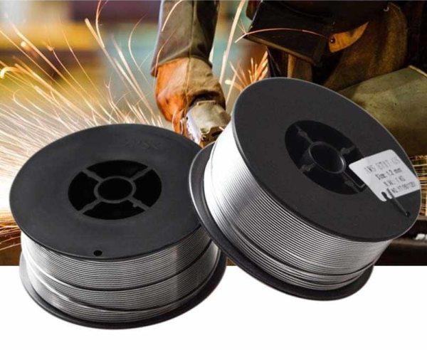 Cuộn Hàn Mig lõi thuôc 1kg-Chuyên dụng cho máy hàn Mig mini dùng cuộn 1kg
