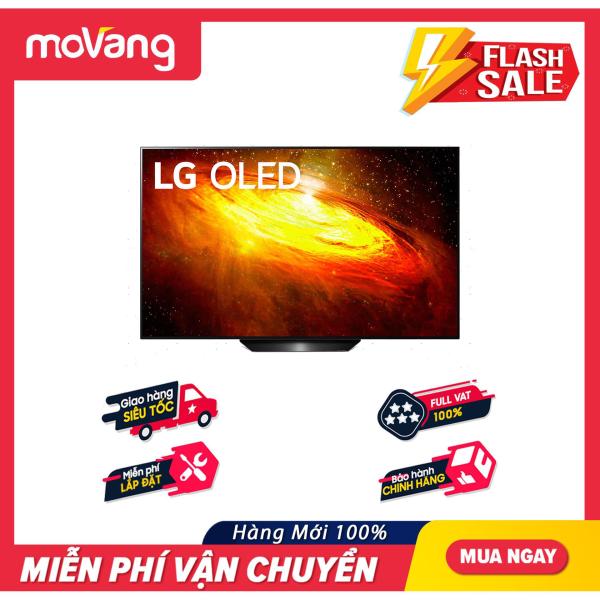 Bảng giá [TRẢ GÓP 0%] Smart Tivi OLED LG 4K 55 inch 55BXPTA - Hệ điều hành WebOS Smart TV 5.0 Công nghệ quét hình Refresh Rate 100Hz