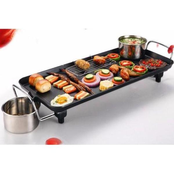 bếp nướng size to 68x29, bếp nướng to cho cả gia đình ăn tết, đi du lịch , giã ngoại , bếp nướng siêu nhanh siêu tiết kiệm điện và thời gian