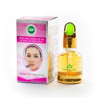 Serum ngừa mụn thâm - Giữ ẩm - Se khít lỗ chân lông Serum Acne SPF+++ Miền Thảo Mộc (25ml) thumbnail