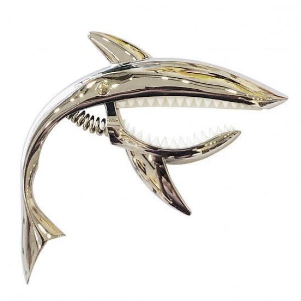 Capo cho đàn guitar hình cá mập