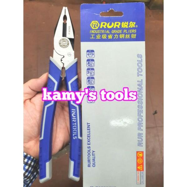 Kìm điện có bấm cos 9 inch 225mm RUR tools R2159