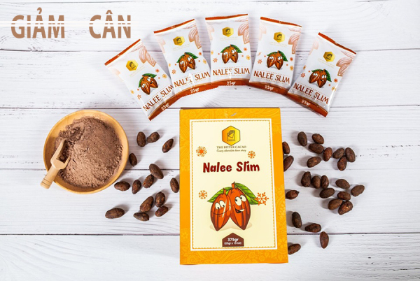 cacao nalee slim ( hàng chính hãng ) cao cấp