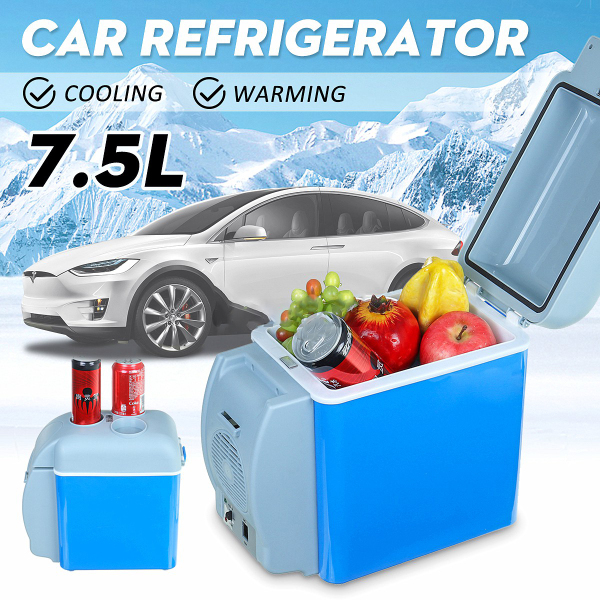 Tủ Lạnh Mini , Tủ Lạnh Xe Hơi 7.5 Lít Tiện Dụng Trên Ô Tô Khi Đi Xa và Dùng Cho Văn Phòng Nhỏ. SẢN PHẨM UY TÍN CHẤT LƯỢNG.