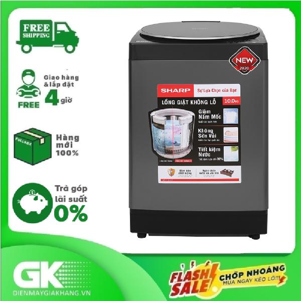 Bảng giá Máy Giặt Sharp ES-W100PV-H 10 Kg Điện máy Pico